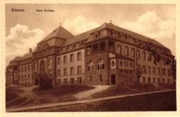 Giessen, Neue Kliniken, Ca. 30er Jahre - Giessen