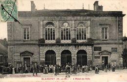 BLAMONT -54- L'HOTEL DE VILLE - Blamont
