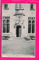 Cpa  Carte Postale Ancienne  - St Michel Montaigne Chateau - France