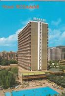 ESPAGNE----RARE----BENIDORM--hôtel ROSAMAR--voir 2 Scans - Alicante