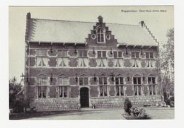 BUGGENHOUT - OUD HUIS ANNO 1660   (2573) - Buggenhout