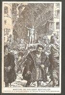 Carte P ( Genève / Martyre De Philibert Berthelier ) - GE Genève