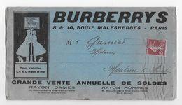 Catalogue Burberry's - Années 1930 - Littérature
