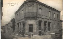 AIGUES VIVES ... LA MAIRIE - Aigues-Vives