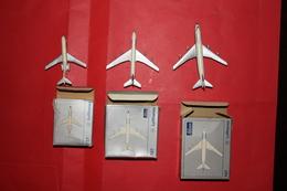 Lot De 3 Modéles Réduit Lufthansa Schuco - Airplanes & Helicopters