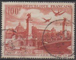 FRANCE   N° PA 28__OBL VOIR SCAN - Airmail