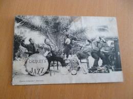 CPA 34 Hérault Autignac Souvenir Fête 11/08/1926groupe Gigolet's Jazz Abîmée En L'état - Autres Communes