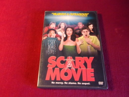 SCARY MOVIE   °°°°°° DVD ZONE 1 - Comedy