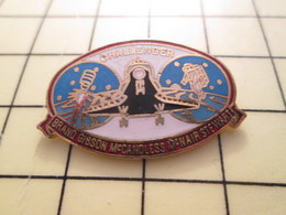 Pin910d Pin's Pins / Beau Et Rare : ESPACE / NASA NAVETTE CHALLENGER MISSION BRAND GIBSON Etc ... - Space
