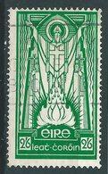 IRELAND : N109  -  1937 Used  2/6 S.  -  Yvert  € 90 - 1937-1949 Éire