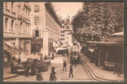 Carte P ( Genève / Place Du Molard ) - GE Genève