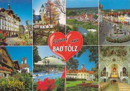 CPSM - BAD TOLZ - Allemagne - GF.8355 - Bad Toelz