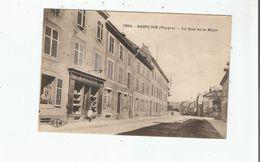 SAINT DIE (VOSGES) 7653 LA RUE DE LA BOLLE (EPICERIE ) - Saint Die