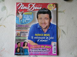 PATRICK BRUEL VOIR PHOTO ANCIEN MAGAZINE REGARDEZ MES VENTES ! J'EN AI D'AUTRES - Magazines: Subscriptions