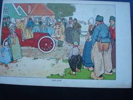 TUF-TUF Voor 1906 - Fantasie