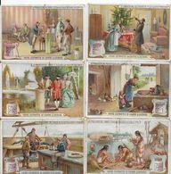 FIGURINE LIEBIG - SERIE CPL - La Produzione Del Fuoco - 1908 - Sanguinetti 932 - Liebig