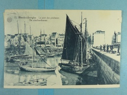 Blankenberghe Le Port Des Pêcheurs - Blankenberge