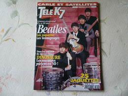 THE BEATLES VOIR PHOTO... ANCIEN MAGAZINE...REGARDEZ MES VENTES ! J'EN AI D'AUTRES - Magazines: Abonnements