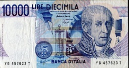 Italie, 10000 Lire 1984, P 112c TB - [ 2] 1946-… : Republiek