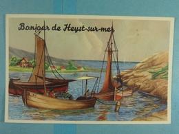 Bonjour De Heyst-sur-Mer - Heist