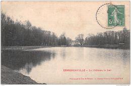 60-ERMENONVILLE-N°C-3546-E/0099 - Ermenonville