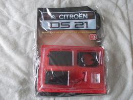 Altaya Citroën DS 21 Montez Pas à Pas La Déesse Des Voitures Francaises Numéro 13 - Model Making