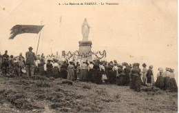 42  La Madone De FARNAY  - La Procession - France