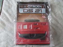 Altaya Citroën DS 21 Montez Pas à Pas La Déesse Des Voitures Francaises Numéro 14 - Model Making