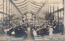01 ARS  Triduum Des 2,3,4 Aout 1905 Messe Dite En La Chapelle Provisoire Du Château D'Ars - Ars-sur-Formans