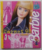 - Carnet 98 Barbie. Neuf - - Barbie