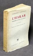 Colonialismo Etiopia - L'Harar Territorio Di Pace E Di Civiltà - 1^ Ed. 1940 - Unclassified