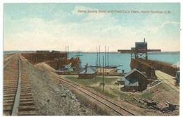 Australie - Sydney - Nova Scotia And Coal Co's Piers - Sydney