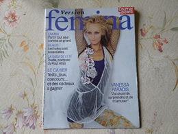 VANESSA PARADIS VOIR PHOTO... ANCIEN MAGAZINE...REGARDEZ MES VENTES ! J'EN AI D'AUTRES - Magazines: Abonnements