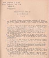 OPERATION DE LANG-SON 1885 CONQUETE INDOCHINE ARMEE FRANCAISE COLONIE ECOLE SUPERIEURE GUERRE 1951 - Libri