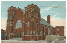 Australie - Sydney - St Andrew's Presbytérian Church - Sydney
