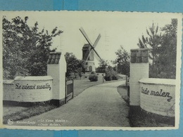 Knocke-Zoute Le Vieux Moulin Oude Molen - Knokke