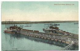 Australie - Sydney - Steel Co's Piers - Sydney
