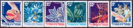 TRINIDAD & TOBAGO 1979 SG #526-31 Compl.set Used Carnival - Trinidad & Tobago (1962-...)