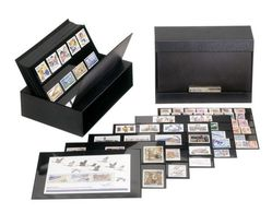 Lindner Postzegel Archiefbox A5 - Approval (stock) Cards