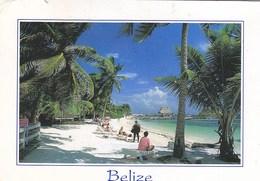 Belize - Beach At San Pedro 2008 Nice Stamps - Belize