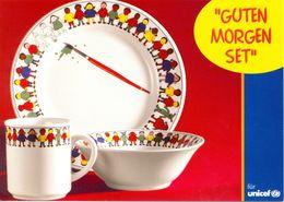 """Allemagne - Unicef - """"Guten Morgen Set"""" - Für Unicef - 5622 - Missions"""