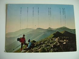 ASCOLI PICENO - Montemonaco - Monte Vettore - Le Vette Dei Sibillini Dalla Cima Del Redentore - Alpinismo