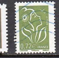 France 2008 Marianne De Lamouche 0.72€   N° 4154 - 2004-08 Marianne (Lamouche)