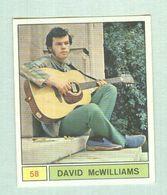 DAVID MCWILLIAMS....CANTANTE. .CANTANTI...MUSICA LEGGERA....POP....MUSIC - Music & Instruments
