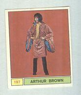 ARTHUR BROWN.....CANTANTE. .CANTANTI...MUSICA LEGGERA....POP....MUSIC - Music & Instruments