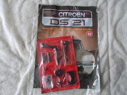 Altaya Citroën DS 21 Montez Pas à Pas La Déesse Des Voitures Francaises Numéro 32 - Model Making