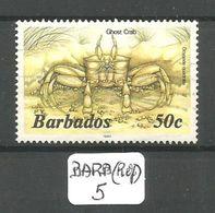 BAR(Rep) YT 703 Ob - Barbades (1966-...)