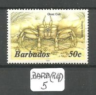 BAR(Rep) YT 703 Ob - Barbados (1966-...)