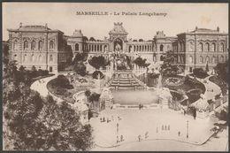 Le Palais Longchamp, Marseilles, C.1910 - CPA - Monuments