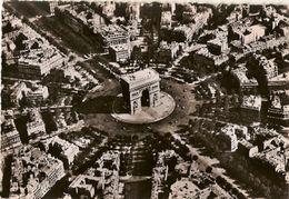 France & Paris, La Place Et Le Arc De Triomphe De L'étoile, Cinderela (117) - Monuments